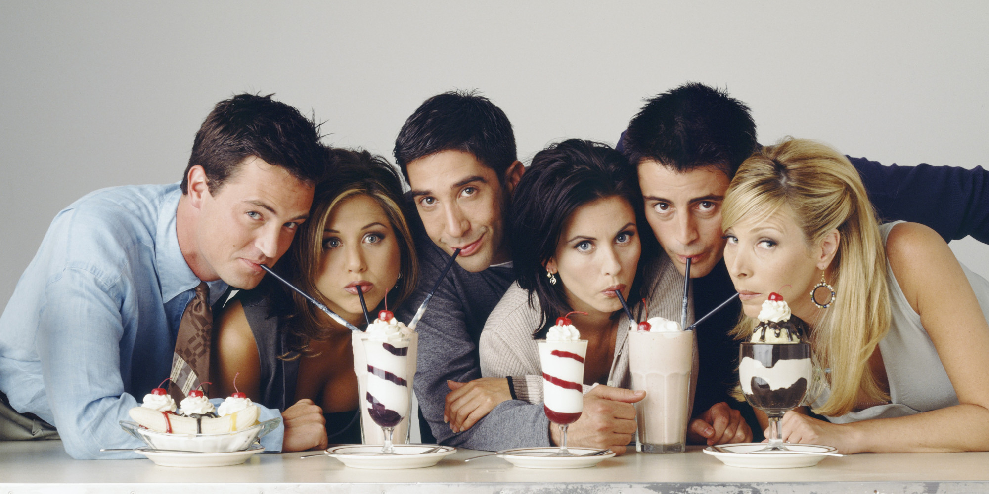 See The Cast Of  Friends  Friends