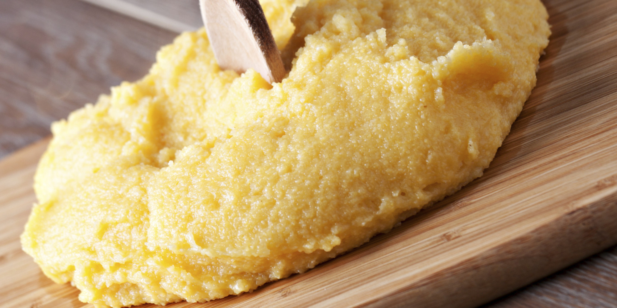 So What Exactly IS Polenta, Anyway? | HuffPost
