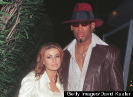 Carmen Electra Reveals The Private Side Of Her Relationship With Dennis Rodman