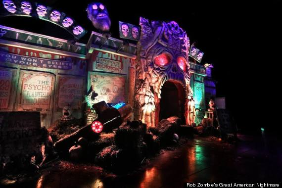 Rob Zombie Haunted House Pictures Rob Zombie Haunted House