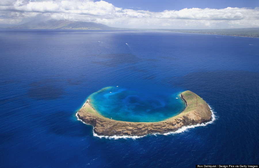 Molokini Is A Snorkeler 39 S Dream Come True Huffpost