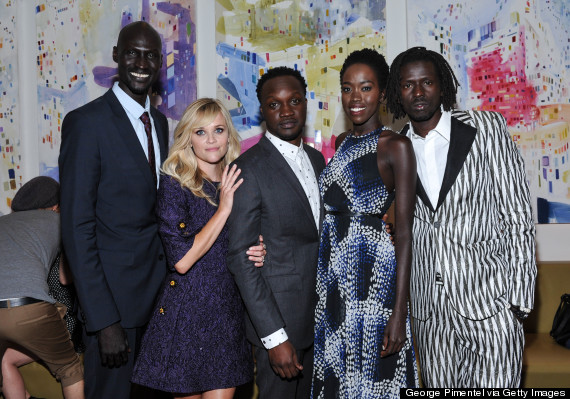ger duany emmanuel jal reese witherspoon