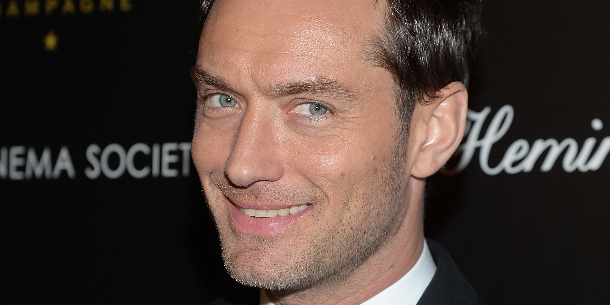 Jude Law Set To Become A Father Of Five As Ex-Girlfriend, Catherine ... Jude Law