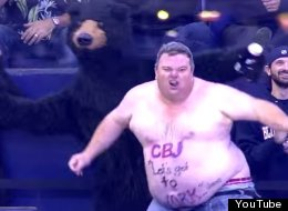 This Sports Fan's Epic Dance Wins The Internet Today, And Possibly Every Day