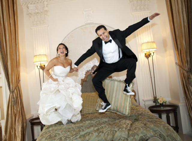 Les mariées ont toutes passé