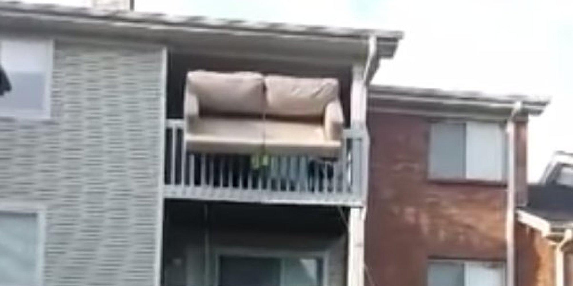 Third Floor Apartment Hacks