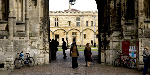 Could I get into Oxford?