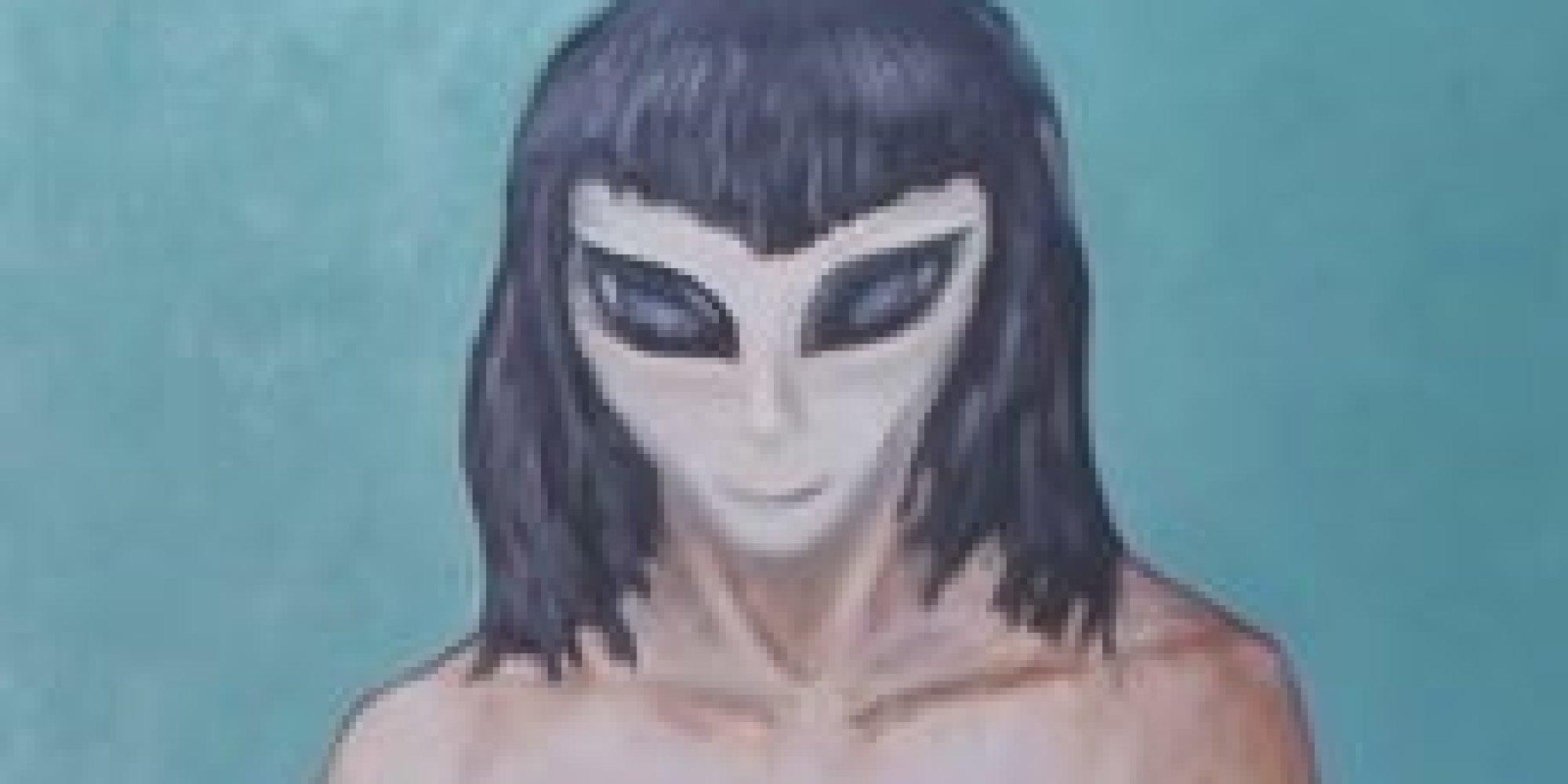 Alien Sex Encounters 48