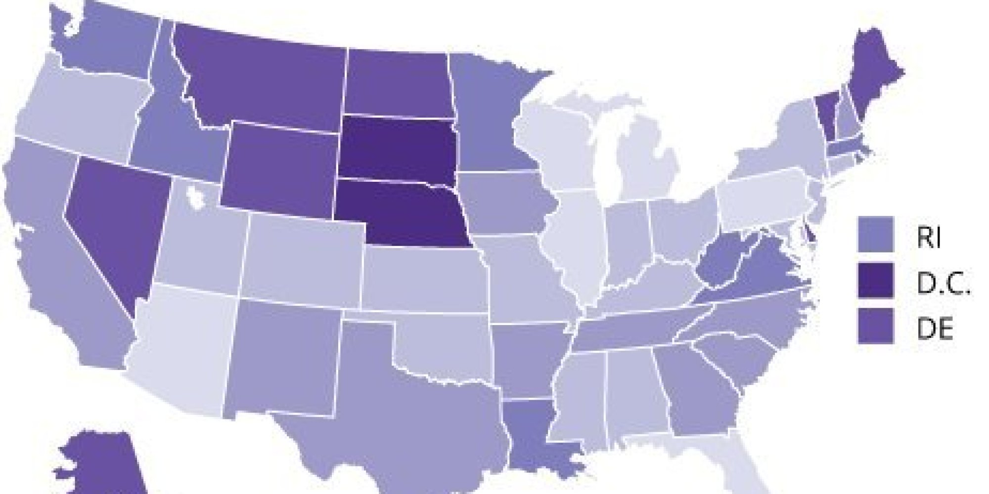 here s the job that s most unique to each state the huffington post