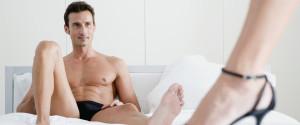 MAN WAITING SEX