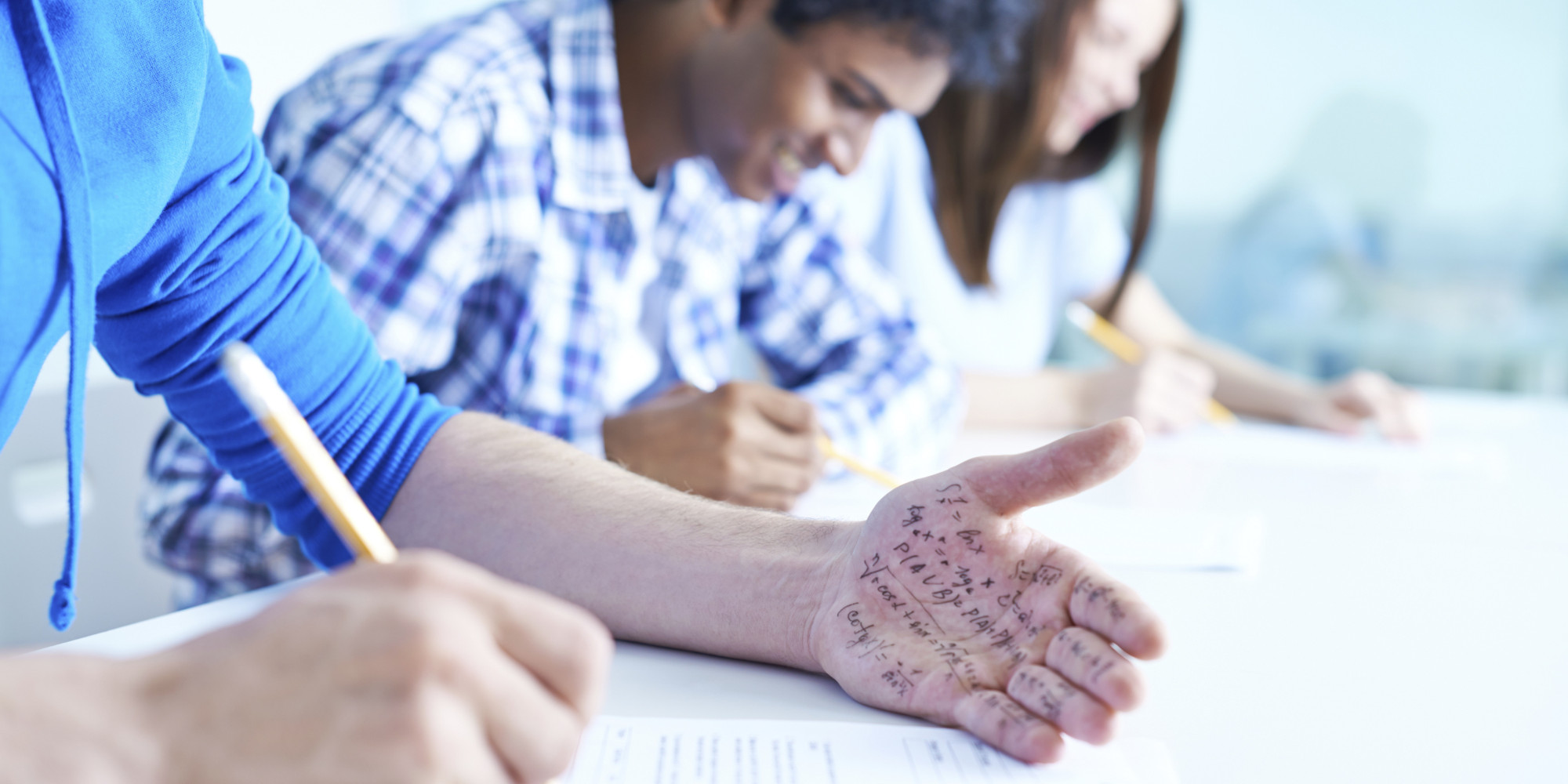 Student Sues Over Cheating Charge That Led To An 'F ...