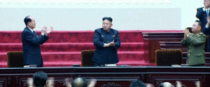 SUPREME PEOPLES ASSEMBLY IN PYONGYANG APRIL
