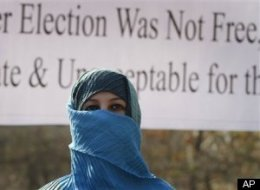 Afghan Election Fraud