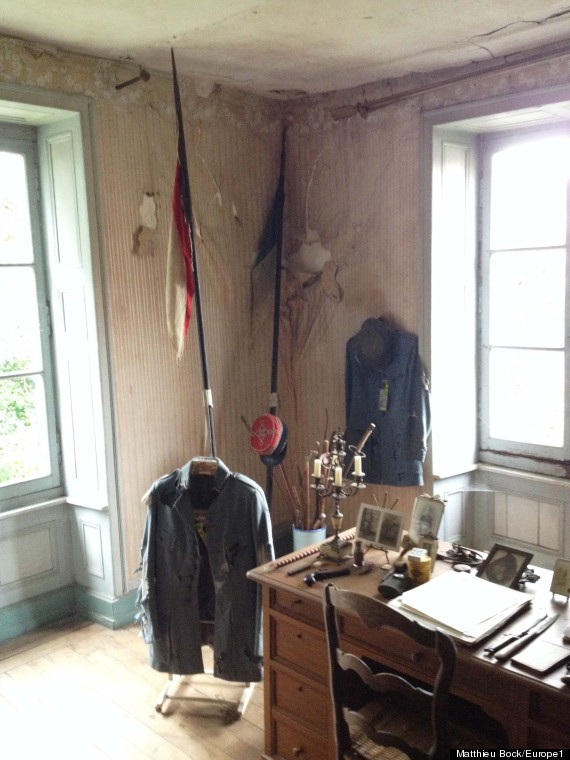 Soldier S Room Has Stayed Untouched For Almost 100 Years