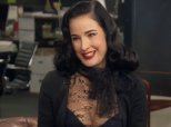Dita Von Teese Says Burlesque Sensuality Is Absolutely Feminist