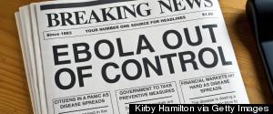EBOLA NEWS