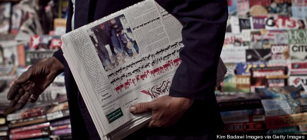 Egyptian Paper Reports 'Apology' To New York Times In English That Is Unapologetic In Arabic