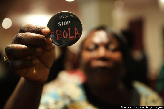 ebola church