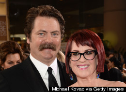 Megan Mullally And Nick Offerman's Marriage Is Just As Good As We Imagined