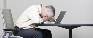 SENIOR WORKING STRESS