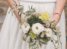10 Gorgeous Wedding Bouquets For Fall