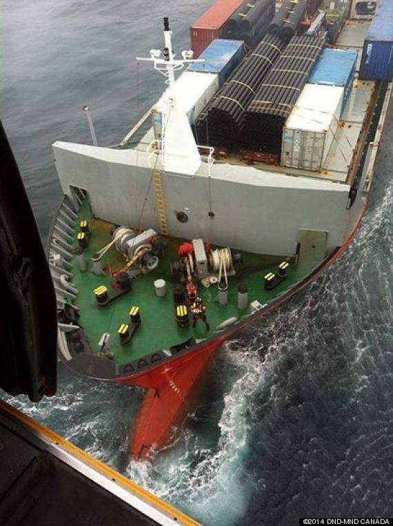 vessel haida gwaii