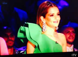 Cheryl's Unfortunate Dress Choice Sparks Muppet Comparisons