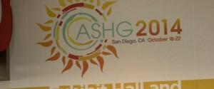 Ashg 2014