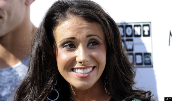 Jenn sterger on NFL picture