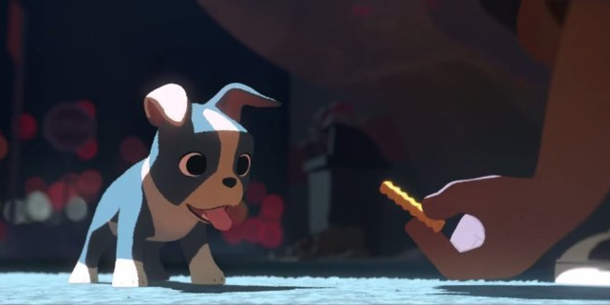 Disney's Adorable 'Feast' Trailer Will Definitely Give You Some ...