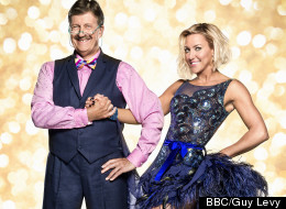 Tim Is Going, Going, Gone From 'Strictly'