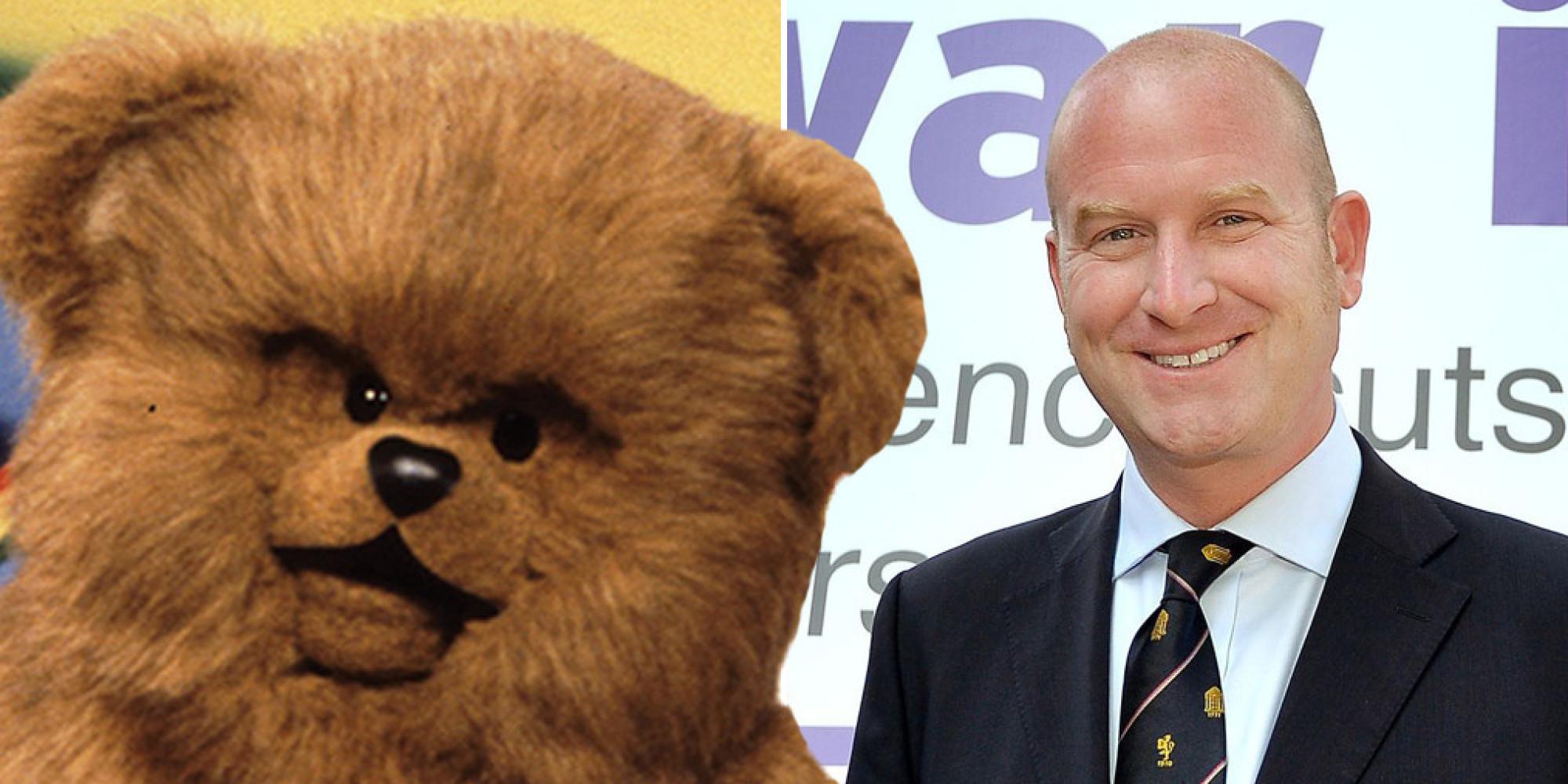 ukip deputy paul nuttall denies he played bungle the bear