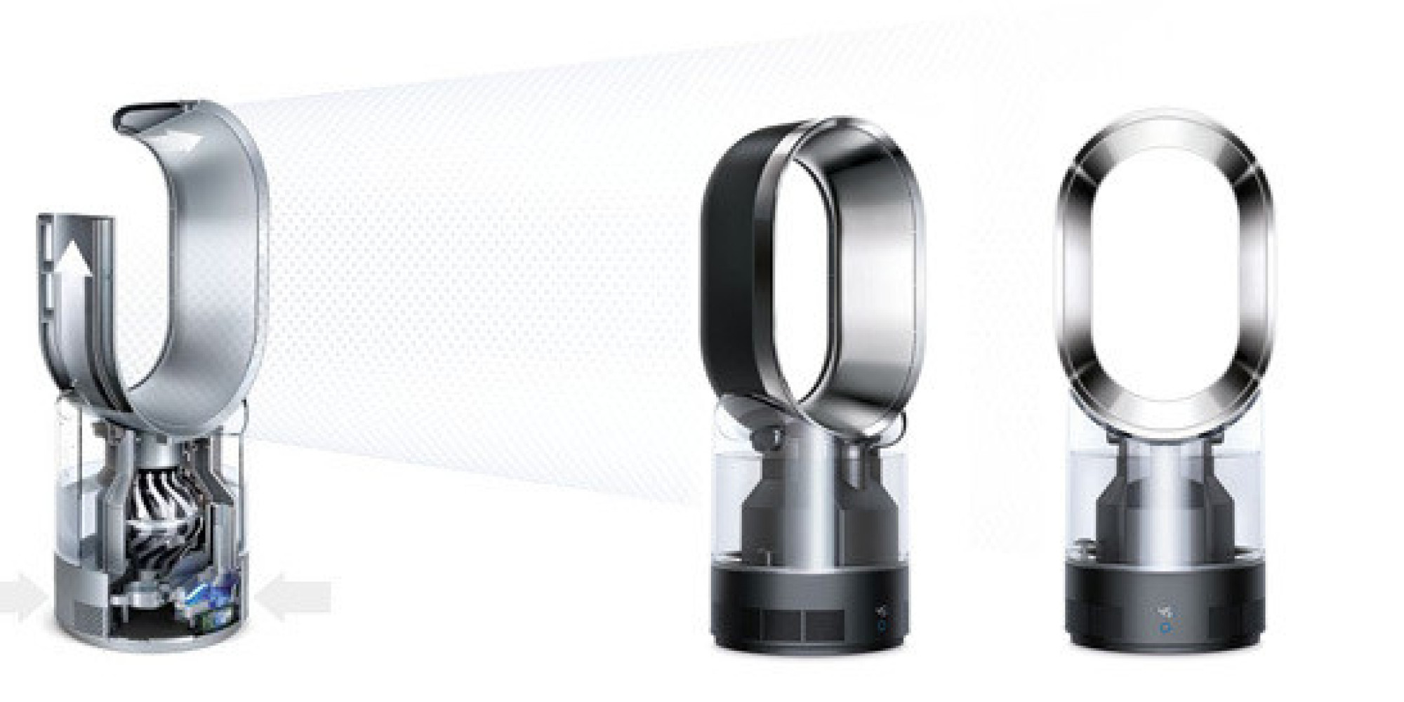 Dyson's New Humidifier That Kills Germs With UV Light The Huffington  #315F9A