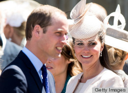 Kate Middleton And Prince William Announce Second Baby's Due Date