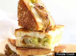 FOUND: The Ultimate Grilled Cheese Sandwich