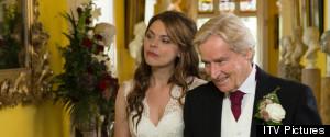 TRACY BARLOW WEDDING
