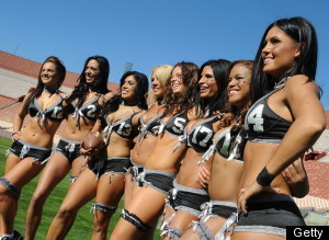 Lingerie Football Banned Oklahoma City