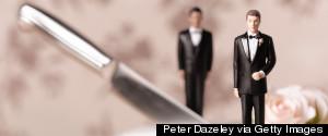 KNIFE IN CAKE WEDDING