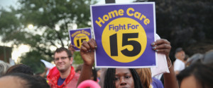 Home Care Workers Wages
