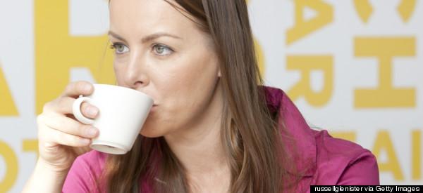 5 RAZONES PARA ADELGAZAR<br>CON CAFÉ