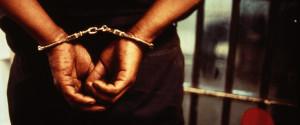 BLACK MAN PRISON
