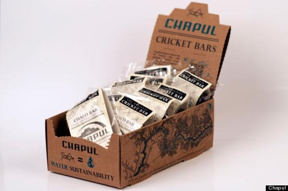 how to make protein bars with crickets