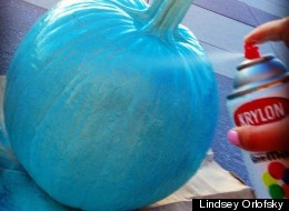 This Halloween, Teal is the New Orange