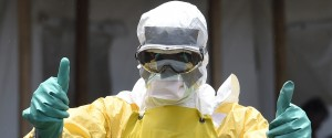 EBOLA AID WORKERS