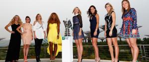 WTA SINGAPORE