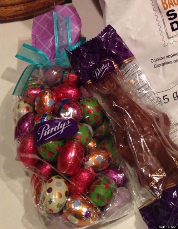 purdys chocolates