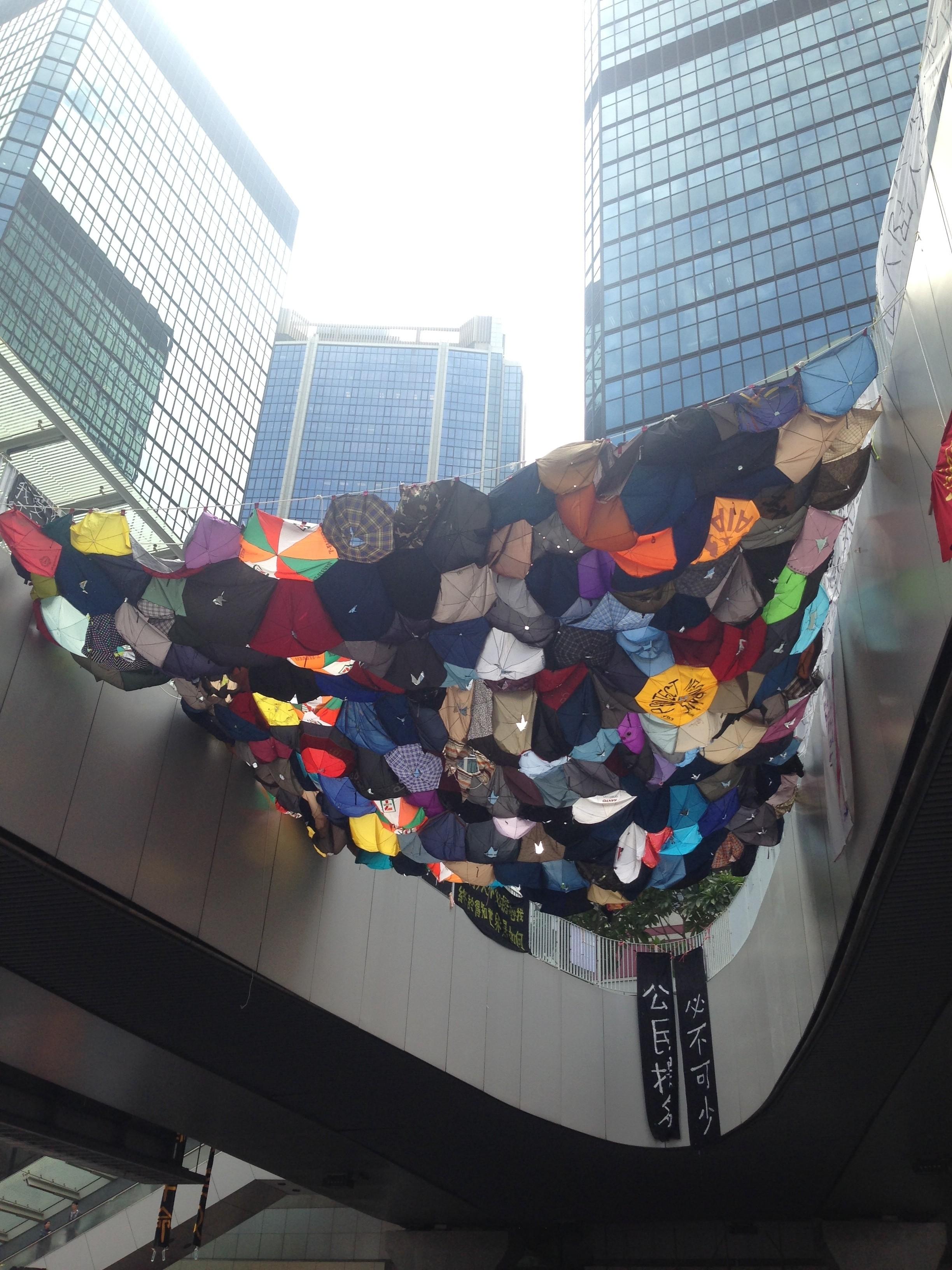 telhado guarda-chuva