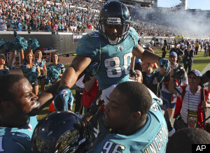 Jaguars Texans Hail Mary Video