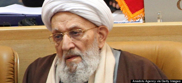 Chairman Of Iran's Most Influential Clerical Body Dies