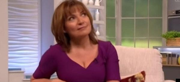 WATCH Fire Alarm Cuts Short Live 'Lorraine' Show